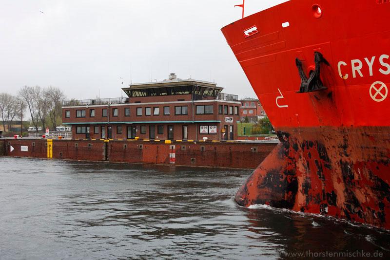 Foto:  Schleuse Holtenau NOK Mischke © www.ThorstenMischke.de Fotodesign Kiel